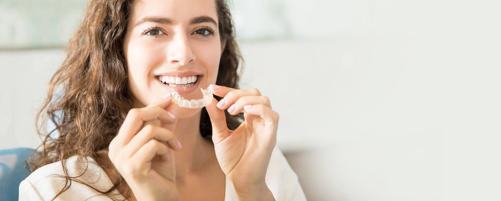 Start Invisalign for $0 Down and as low as $99 a month